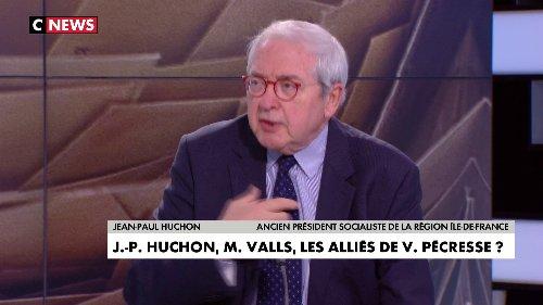 Régionales : Jean-Paul Huchon votera Valérie Pécresse