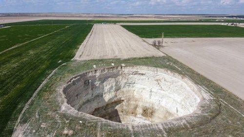 Turquie : des plaines transformées en gruyère par la sécheresse