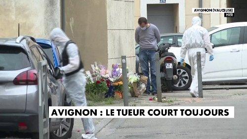 Policier tué à Avignon : la traque du tireur se poursuit