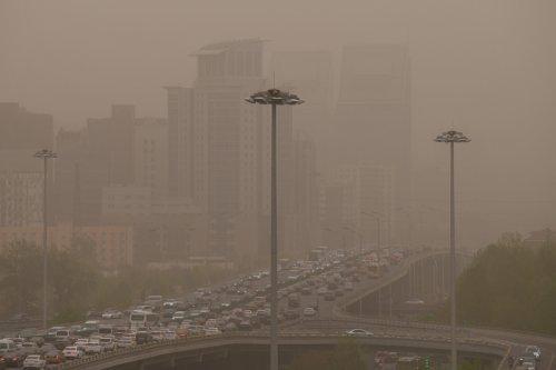 Les émissions de gaz à effet de serre de la Chine dépassent celles de l'ensemble des pays développés