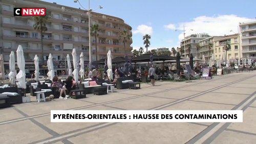 Pyrénées-Orientales : les contaminations repartent à la hausse
