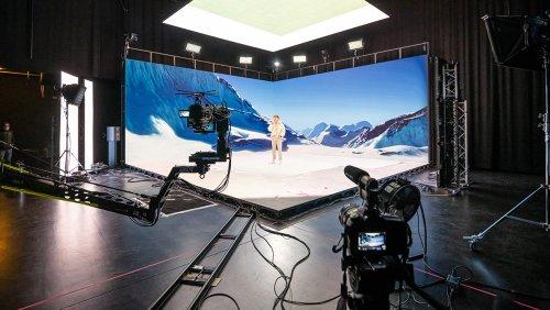 Réalité étendue : tout savoir sur les studios TV et ciné du futur