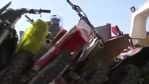 Opération anti-rodéo à Marseille : 9 interpellations, 20 véhicules saisis