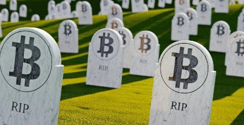 """""""Bitcoin ist tot!"""" – oder vielleicht doch nicht?"""