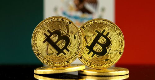 Mexiko plant nicht, Kryptowährungen als gesetzliches Zahlungsmittel einzuführen