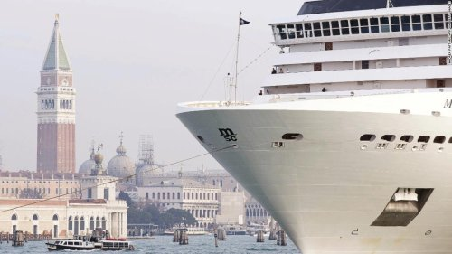 The truth about cruise ships in Venice