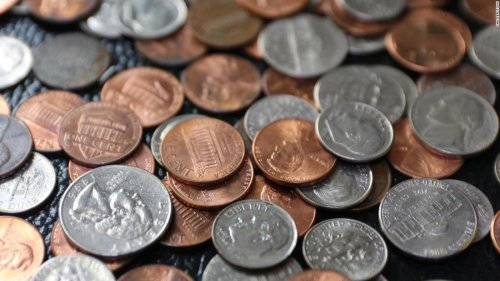 A bank is paying people to bring in their spare change to help local businesses amid the coin shortage