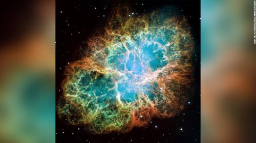 Giant radio pulses and X-ray surges are coming from the Crab Nebula