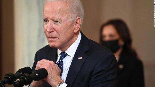 Opinion: Joe Biden delivered the Chauvin verdict speech America needed