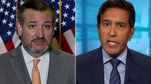 Cruz joins Paul in ditching mask despite CDC recommendations