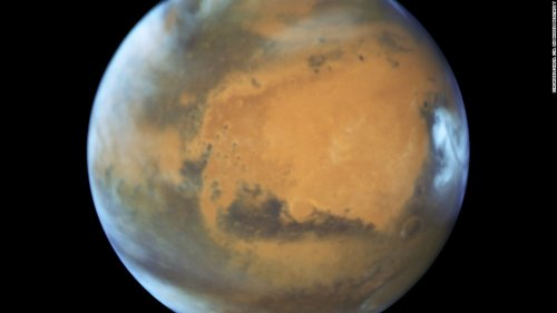 Mars and Earth are getting closer (for now) - CNN
