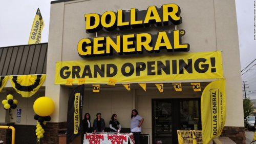 Nearly 1 in 3 new stores opening in the US are a Dollar General