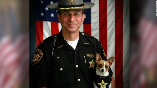 Retired sheriff and his tiny K-9 die within hours of one another
