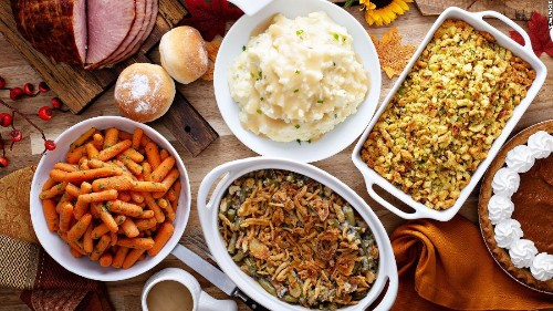 Hosting a small Thanksgiving dinner this year? Try these main dishes