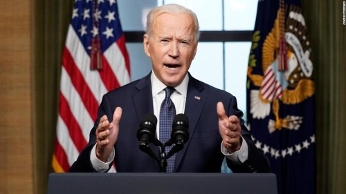 Analysis: Biden starts to execute on policies Trump abandoned by crossing off another campaign promise