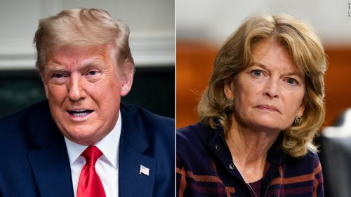 Trump's fight with Murkowski roils GOP with new Senate challenger emerging
