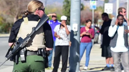 San Bernardino massacre shock Islamic community