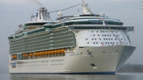 Hundreds come down with stomach illness during Royal Caribbean cruise | CNN