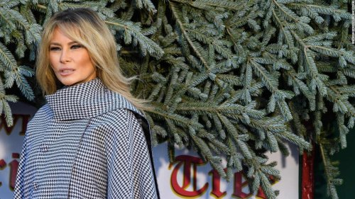 White House Christmas tree arrives, continuing tradition amid Covid-19 and election disputes | CNN Politics