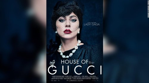Dressed to kill: Lady Gaga is the epitome of '90s glamour in new 'House of Gucci' trailer