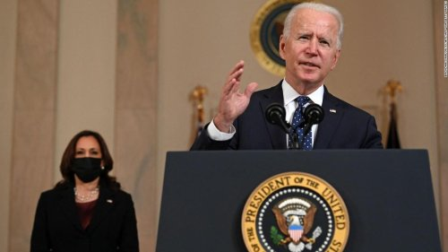 Biden to host George Floyd's family next week on anniversary of his death