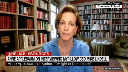 How MyPillow CEO's delusions endanger democracy