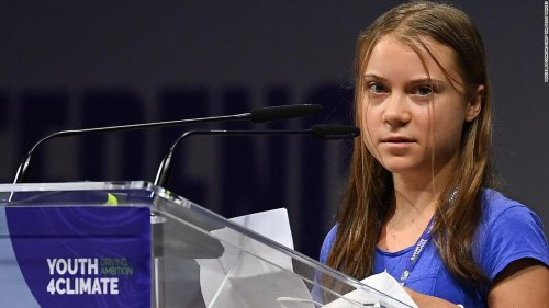 Greta Thunberg roasts world leaders for being 'blah, blah, blah' on climate action