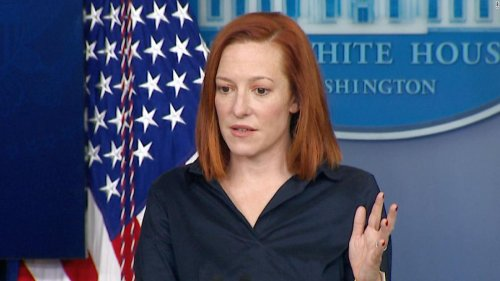 Psaki fires back at Trump testing czar over vaccine claims