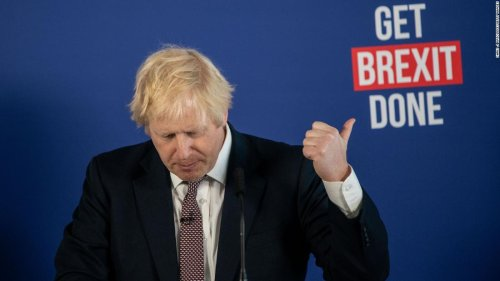 Analysis: The explosive Brexit spat that no one is talking about could slam the UK economy