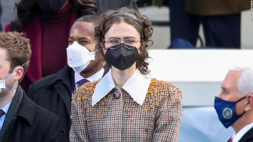Meet Ella Emhoff, the US presidential inauguration's breakout fashion star