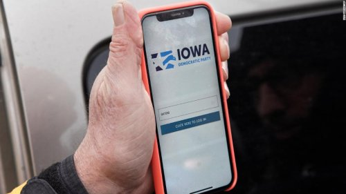 Problematic app used in Iowa caucuses also set to be used in Nevada, sources tell CNN