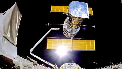 NASA investigating Hubble Space Telescope outage
