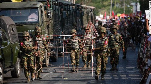 Burma-Myanmar: At least 114 killed in deadliest day since start of protests