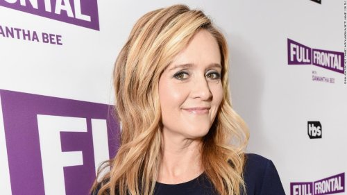 White House says Samantha Bee's attack on Ivanka Trump was 'vile and vicious' - CNN Politics