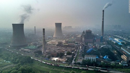 'Dire warning' for the planet: Coal is powering the economic recovery