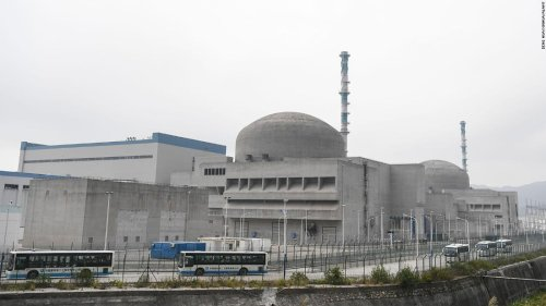 Exclusive: US assessing reported leak at Chinese nuclear power facility