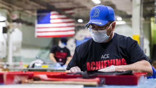 Opinion: US manufacturers have jobs to fill. Finding workers here at home is the problem