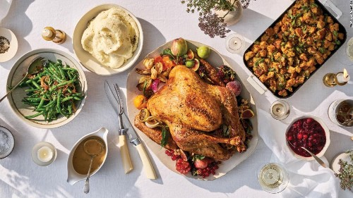 Whole Foods will 'insure' your Thanksgiving meal