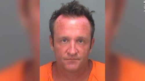A man lived in a Tampa Bay-area stadium's luxury suite for over 2 weeks before he was arrested, police say