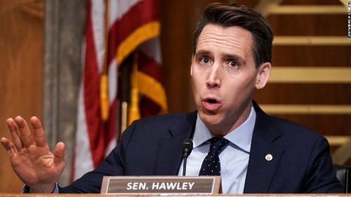 Fact check: Hawley makes misleading denial on post-election efforts