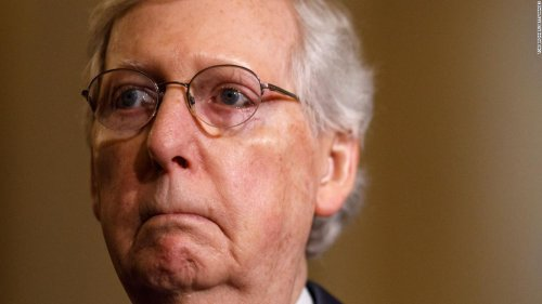 Analysis: Mitch McConnell is doing something he deserves a lot of credit for