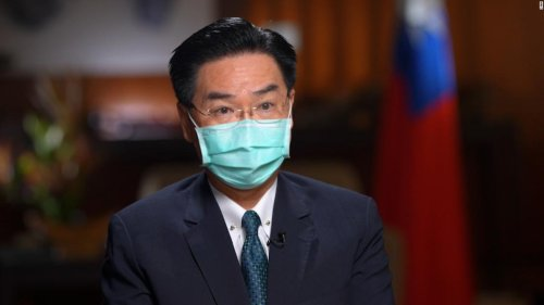 Taiwan's foreign minister says 'we need to prepare' for military conflict with China
