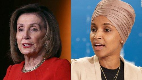 Pelosi says House leadership 'did not rebuke' Omar
