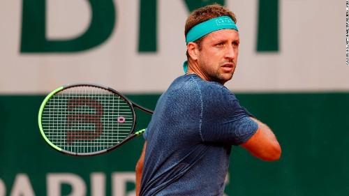 US tennis player boards plane to Australian Open despite positive Covid-19 test