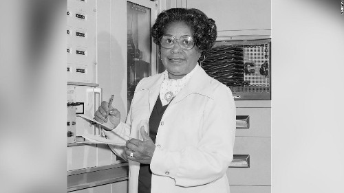 NASA will name its headquarters after Mary W. Jackson, the agency's first African American female engineer