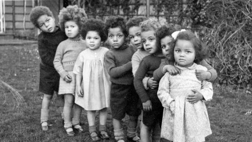 Britain's mixed-race GI babies want to know why they were given away   CNN
