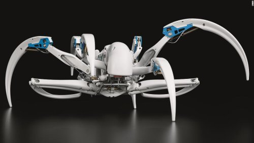 Festo's fantastical robots inspired by animals and insects