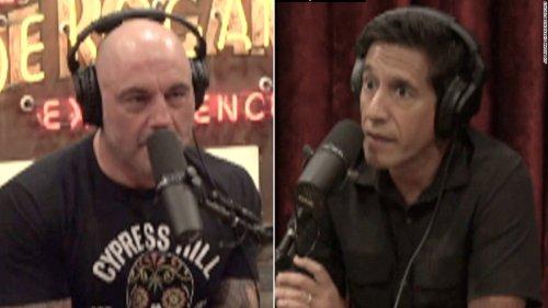 4 key moments from Dr. Sanjay Gupta's appearance on Joe Rogan's podcast