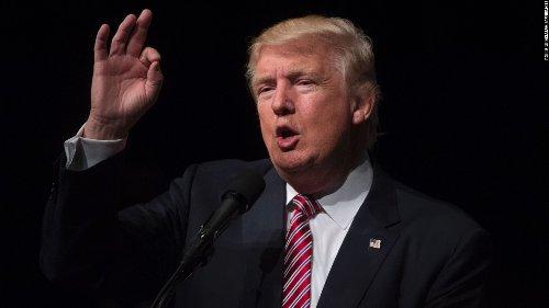 Donald Trump's strange campaign gets stranger | CNN Politics