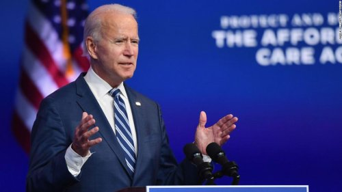 People of color make up nearly half of Biden transition team